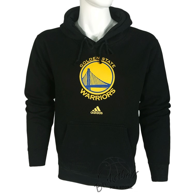 Choisir Hoodies NBA Golden State Warriors Noir City