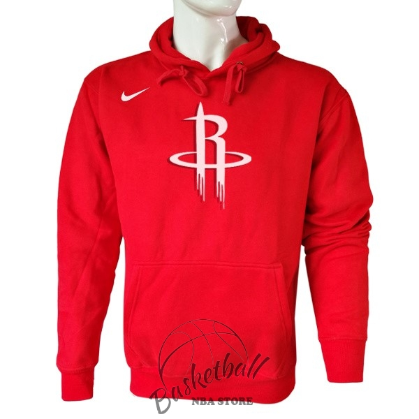 Choisir Hoodies NBA Houston Rockets Nike Rouge