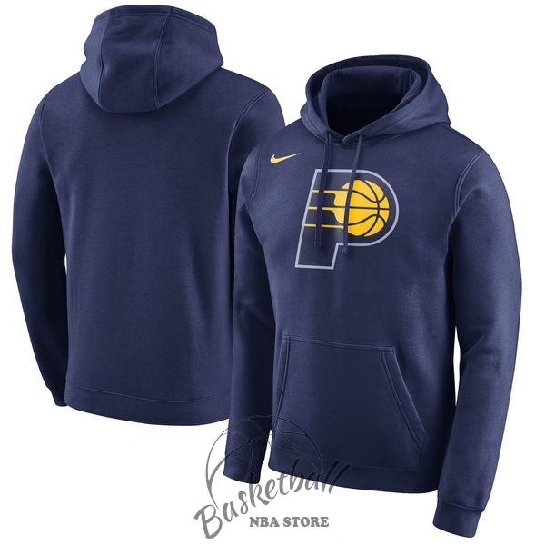 Choisir Hoodies NBA Indiana Pacers Bleu
