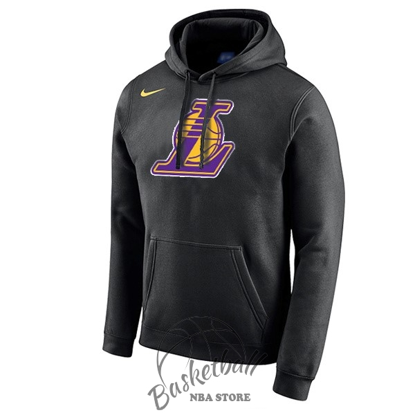 Choisir Hoodies NBA Los Angeles Lakers Nike Noir