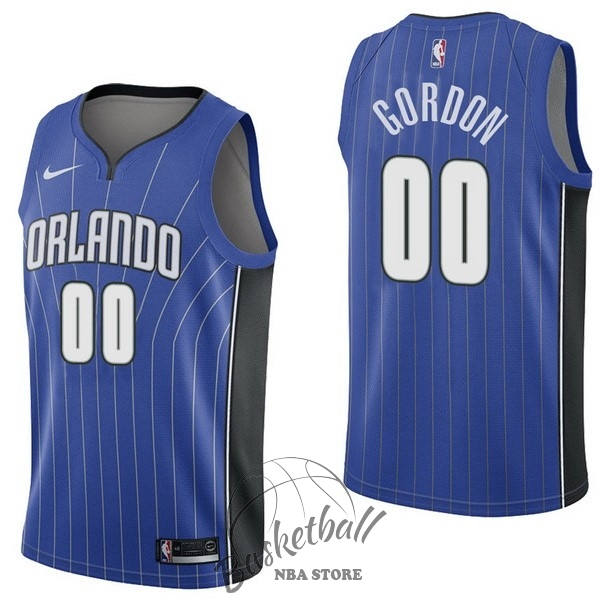Choisir Maillot NBA Nike Orlando Magic NO.0 Aaro Gordon Bleu Icon