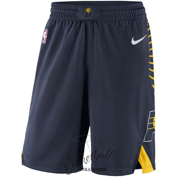 Choisir Short Basket Indiana Pacers Nike Marine