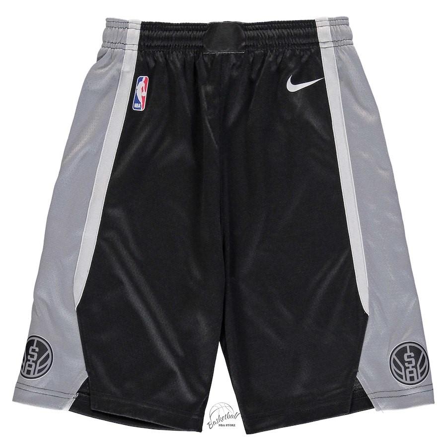Choisir 2018 Basket Enfant Short Antonio Nike Noir San Spurs Icon g76fyYb