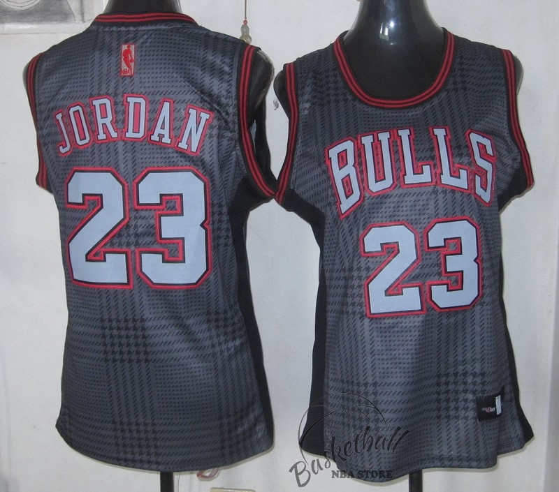 Choisir Maillot NBA Femme 2013 Static Fashion NO.23 Jordan