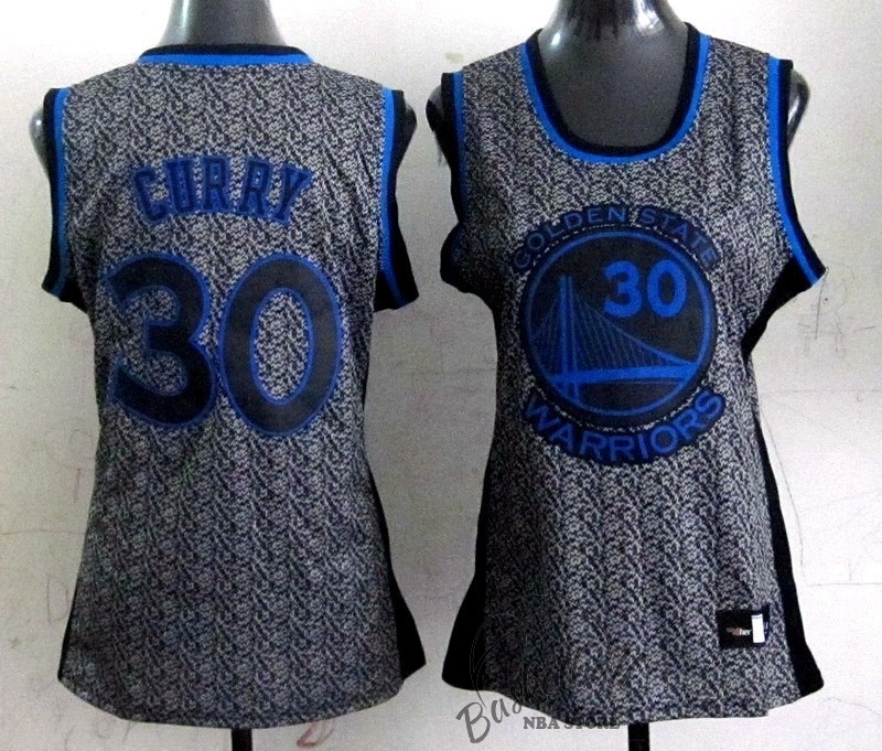 Choisir Maillot NBA Femme 2013 Static Fashion NO.30 Stephen Curry