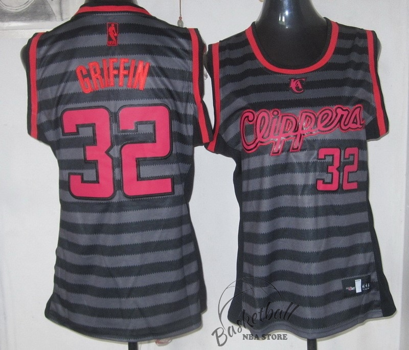 Choisir Maillot NBA Femme Groove Fashion NO.32 Blake Griffin