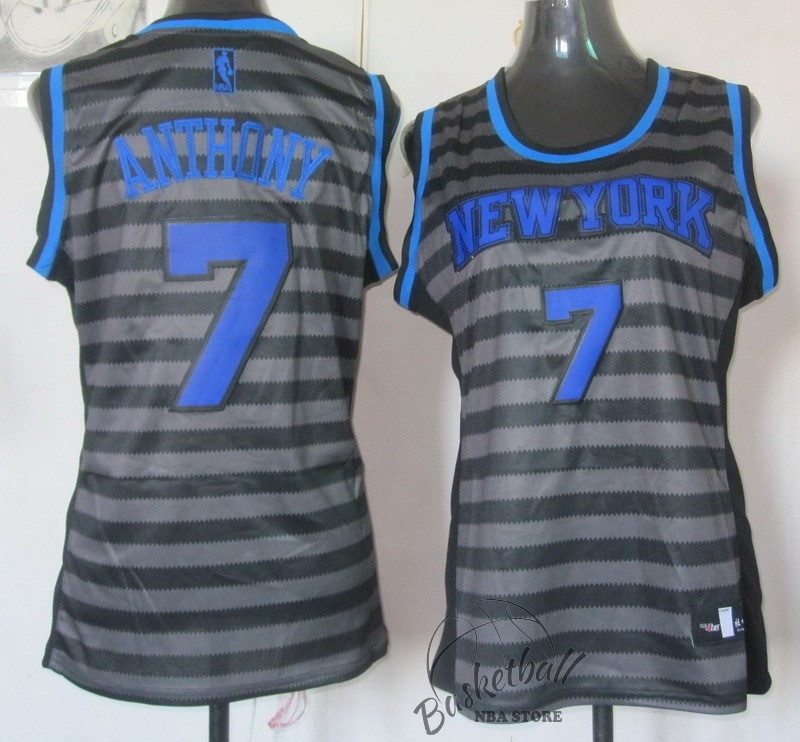 Choisir Maillot NBA Femme Groove Fashion NO.7 Carmelo Anthony
