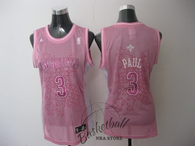 Choisir Maillot NBA Femme Los Angeles Clippers NO.32 Blake Griffin Rose
