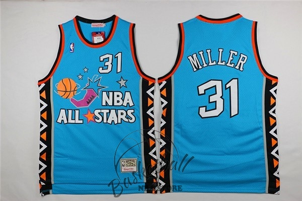 Choisir Maillot NBA 1996 All Star NO.31 Andre Miller Bleu