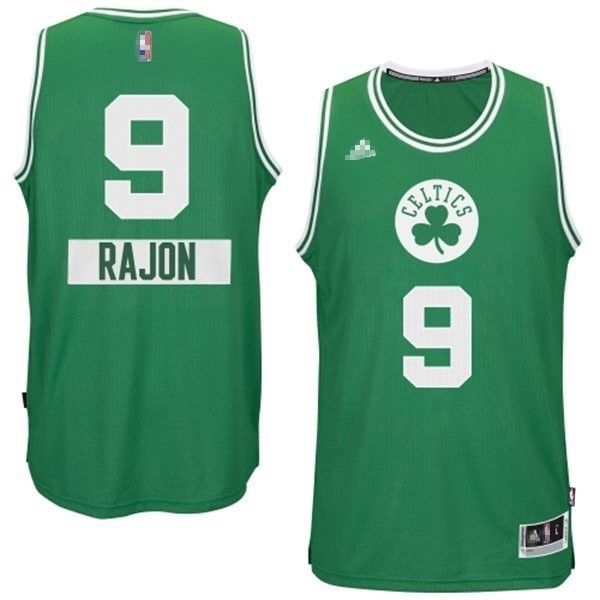 Choisir Maillot NBA Boston Celtics 2014 Noël NO.0 Damian Noir