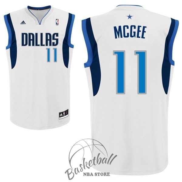 Choisir Maillot NBA Dallas Mavericks NO.11 Monta Ellis Blanc