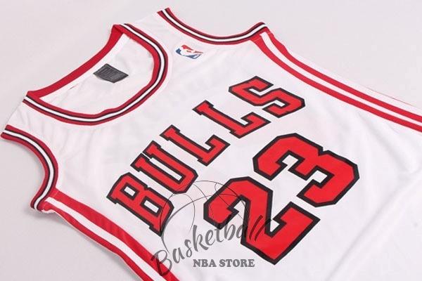photos officielles fd3fe 52a28 Choisir Maillot NBA Femme Chicago Bulls NO.23 Michael Jordan ...