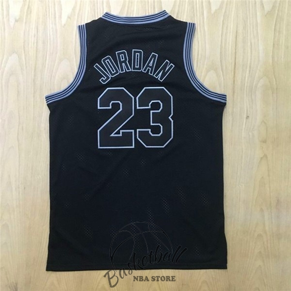 Choisir Maillot NBA Film Basket-Ball Tune Squad NO.23 Jordan Noir Gris