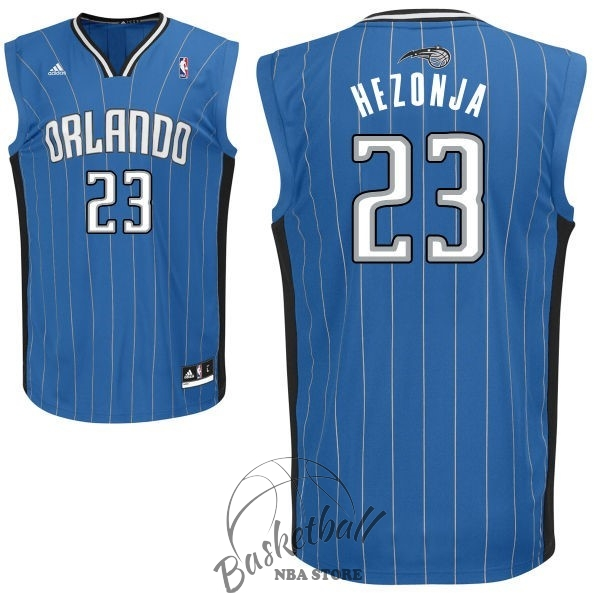 Choisir Maillot NBA Orlando Magic NO.23 Mario Hezonja Bleu