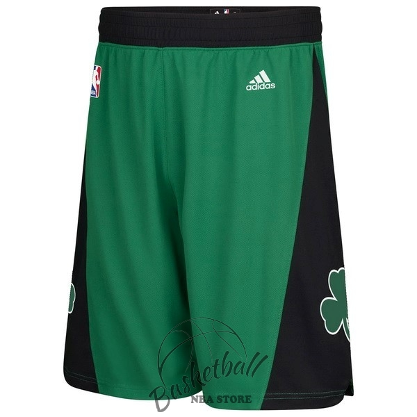 Choisir Short Basket Boston Celtics Noir