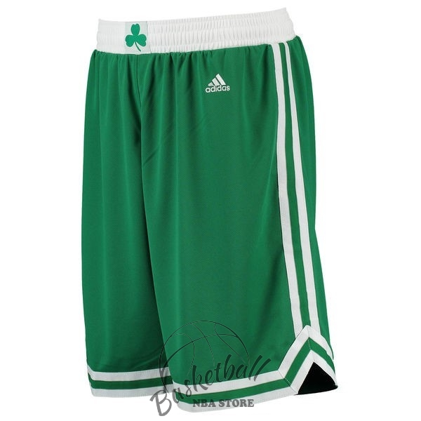 Choisir Short Basket Boston Celtics Vert