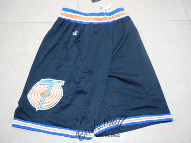 Choisir Short Basket Film Basket-Ball Tune Squad Noir